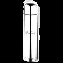 Rozsdamentes acélból készült vákumos termosz, 0,5 l, ezüst