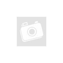 Tésztatartó doboz metál külső bevonattal,  piros metál