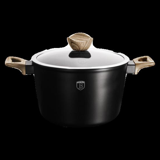 BH/1709 Ebony Maple Line Pasta and rice pot.jpg