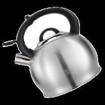Berlinger Haus Royal Black Collection rozsdamentes acél vízforraló kanna metál külső bevonattal, 3L, ezüst