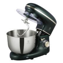 Berlinger Haus Emerald Collection elektromos konyhai robotgép rozsdamentes keverőtállal, 6 liter, 1400 W, smaragdzöld