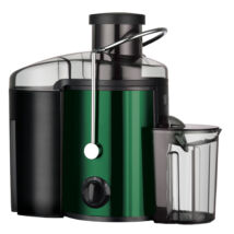 Berlinger Haus Emerald Collection gyümölcscentrifuga, 400 W, smaragdzöld