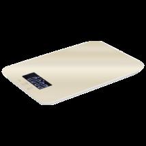 Digitális konyhai mérleg LCD kijelzővel, krém