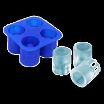 Blaumann szilikon pálinkás jégpohár forma